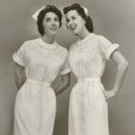 1950 Nurses Photo